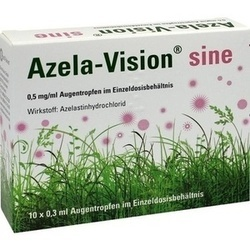 AZELA VISION SINE 0.5MG/ML